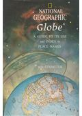 National Geographic Globe - Melville Belle Grosvenor