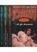 Scarlett - A rózsaszín kastély I-III. - Milland, Audrey D.