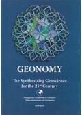 Geonomy - Nagy Béla, Dudich Endre