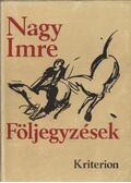 Följegyzések - Nagy Imre
