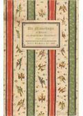 Die Minnesinger in Bildern der Manessischen Handschrift - Naumann, Hans