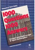 1000 Questions 1000 Answers - Némethné Hock Ildikó