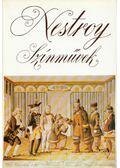 Színművek - Nestroy, Johann Nepomuk