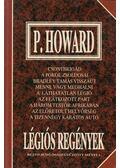 Légiós regények - P. Howard, Rejtő Jenő
