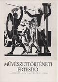 Művészettörténeti értesítő XXIII. évf. 1. szám - Pogány Ö. Gábor dr.
