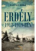 Erdély 1918-1919-ben - Raffay Ernő