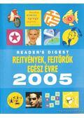 Rejtvények, fejtörők egész évre 2005
