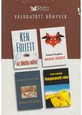 Az ördög műve / Mindörökre / Hazug ígéret / Tengerparti rém - Robards, Karen, Anthony, Ronald, Roughan, Haward, Ken Follett
