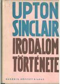 Upton Sinclair irodalom története - Sinclair, Upton