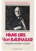 Hans Urs Von Balthasar - Szabó Ferenc