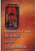 Beavatás az ősi Egyiptomban - Uxkull, Woldemar von