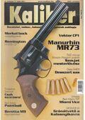 Kaliber 2002. november 5. évf. 11. szám (55.) - Vass Gábor