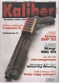Kaliber 2003. április 6. évf. 4. szám (60.) - Vass Gábor