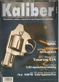 Kaliber 2003. május 6. évf. 5. szám (61.) - Vass Gábor