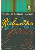 The Rise of the Novel - WATT, IAN