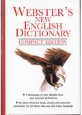 Webster's New English Dictionary  - Compact Edition