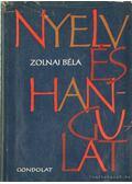 Nyelv és hangulat - Zolnai Béla