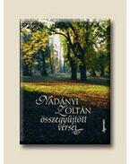 Nadányi Zoltán összegyűjtött versei - Nadányi Zoltán