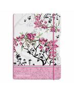my.book flex A5 40 lap, Ladylike Bloom, kockás - 11361664