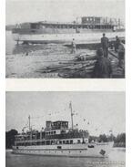 A balatoni gőzhajózás 125 éve - Zákonyi Ferenc, Füzes Miklós, Sági Károly, Kopár István
