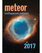 Meteor csillagászati évkönyv 2017 - Benkő József, Mizser Attila