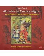 ALÍZ KALANDJAI CSODAORSZÁGBAN - HANGOSKÖNYV - Lewis Carroll