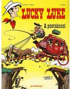 Lucky Luke 7. - A postakocsi - Goscinny, Morris