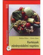 Kertészek növényvédelmi naptára - Balázs Klára, Vörös Géza