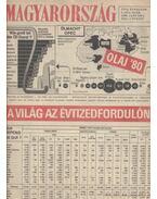 Magyarország 1980. XVII. évfolyam (hiányzik a 13. és 38. szám) - Pálfy József
