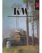 Czolgi ciezkie KW - V. P. Panow, Janusz Ledwoch