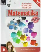 Matematika 9. - Dr. Fried Katalin, Dr. Gerőcs László, Számadó László