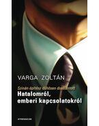 Szinán építész dühösen dobbantott - Hatalomról, emberi kapcsolatokról - Varga Zoltán