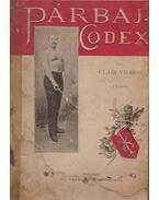 Párbaj-Codex - Clair Vilmos