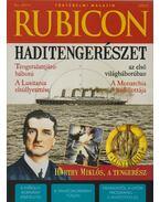 Rubicon 2015/3 - Németh István, Krámli Mihály, Révész Tamás, Kádár Béla, Hajdu Tibor