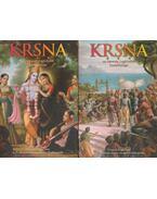 KRSNA - az Istenség Legfelsőbb Személyisége I-II. - A. C. Bhaktivedanta Swami Prabhupáda
