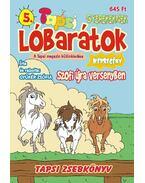 Lóbarátok - Szofi újra versenyben - Tapsi zsebkönyv 5. - Gyükér Zsófia