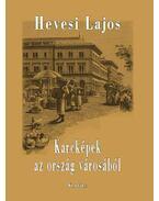 Karcképek az ország városából - Hevesi Lajos