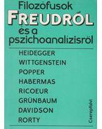 Filozófusok Freudról és a pszichoanalízisről - Szummer Csaba, Erős Ferenc