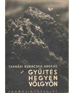 Gyűjtés hegyen-völgyön (dedikált) - Tasnádi Kubacska András
