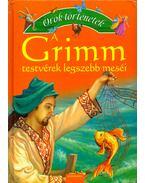 A Grimm testvérek legszebb meséi - Grimm testvérek