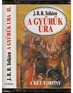 A Gyűrűk Ura II. - A két torony - J. R. R. Tolkien