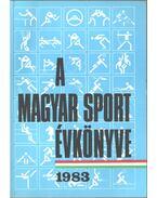 A magyar sport évkönyve 1983 - Ládonyi László, Császár Béla