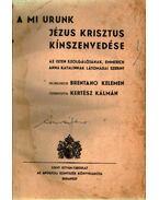 A Mi Urunk Jézus Krisztus kínszenvedése - Brentano Kelemen, Emmerick Anna Katalin