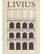 A római nép története a város alapításától  II. (V-X) - Titus Livius