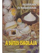 A sütés iskolája - Végh Júlia (szerk.)