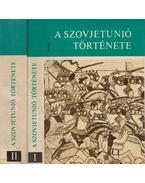 A Szovjetunió története I-II. kötet - Noszov, N. J. (szerk.), Szamszonov, A. M. (szerk.)