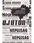 1956 Nógrád megyei kronológiája és személyi adattára - Á. Varga László