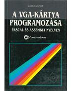 A VGA-kártya programozása Pascal és Assembly nyelven - László József