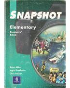 Snapshot Elementary I-II. - Abbs, Brian, Freebairn, Ingrid, Barker, Chris
