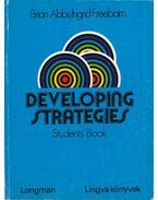 Developing strategies students' book strategies 3 - Abbs, Brian, Freebairn, Ingrid